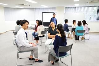 NLPセミナー 松島 授業風景のサムネイル画像