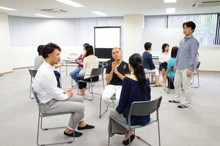岩渕さん授業全体風景のサムネイル画像のサムネイル画像